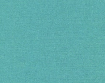 Peppered Cotton Solid Fabric - Blender Fabric - Shot Cotton -  Pepper Cory for Studio E - 75 Surf Blue - Priced by the Half yard
