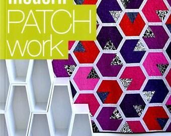Modern Patchwork by Elizabeth Hartman 10865 Stash