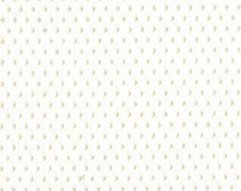 "Gripper Fabric - Grip-tight Cloth Non Slip Dots On 1 Side - EESCO - Choose White or Black - Priced by the half yard (19"" width x 18"")"