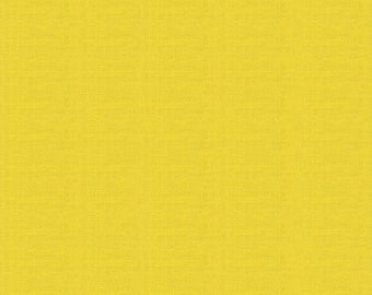 Yellow Fabric - Elite Fabric - Silky Solid Cotton - 209 - Solid Bright Yellow - Priced by the Half yard