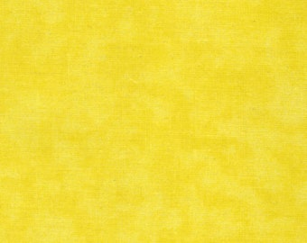 Lemon Yellow Texture -  Basic palette  43681-502 -  Priced by the 1/2 yard