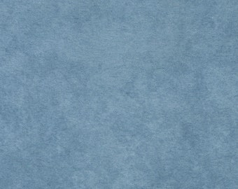 Shadow Play flannel - Maywood Studios MAS F513 B15 Blue Gray - Priced by the 1/2 yard