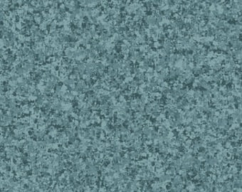 Slate Gray Solid Textured Fabric - Quilting Treasures QT Basics Color Blend - 23528 QK - Priced by the 1/2 yard