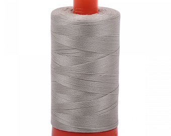 Aurifil 50wt thread - Light Gray - 5021 - 50wt Mako, 1422 yards