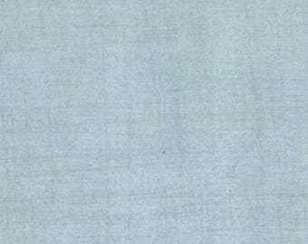 Grunge Basic by BasicGrey for Moda Fabrics 30150 60 Aqua Green blue - Priced by the 1/2 yard