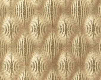 Fusion Texture Fabric - Basket Weave Robert Kaufman SRK 140096 13 Tan - Priced by the 1/2 yard
