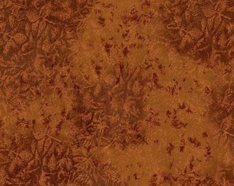 Fairy Frost Glimmer Fabric - Michael Miller CM 376 Coin (Copper Penny) - Priced by the Half Yard
