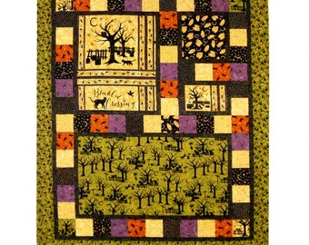 Focus Design Quilt Pattern - Child's Play by Kari Nichols for Mountain Peek Creations - 408 - Pattern Only - DIY