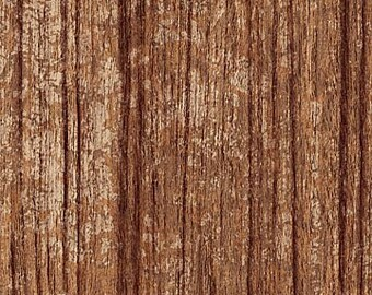 Cedar Tree Bark - Naturescape - Landscape  -  Northcott - 21399-35 Red Wood - priced by the half yard