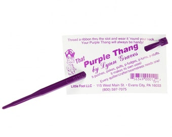 That Purple Thang by Lynn Graves