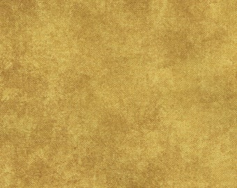 Solid Fabric, Blender Fabric - Shadow Play by Maywood Studios MAS513 S16 Golden Brown - Priced by the 1/2 yard