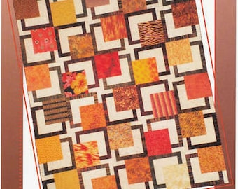 Quilt Pattern - BQ by Debbie Bowles for Maple Island Quilts - MIQ 705 - DIY Pattern Only