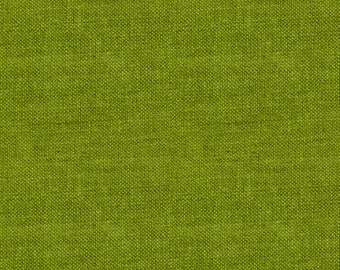 Solid Fabric - Blender Fabric - Shot Cotton - Peppered Cotton by Pepper Cory for Studio E - 22 - Light Tea Green - Priced by the Half yard