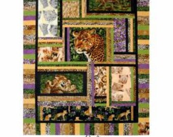 Focus Fabric Quilt Pattern - Picture Perfect by Brenda Erickson for Mountain Peek Creations - 279