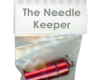 Needle Case - Needle Keeper - Needle Case - Sold by the Each - Color may vary