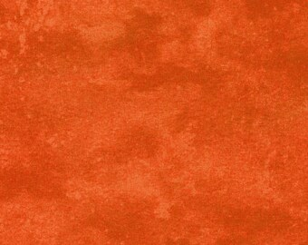 Solid Fabric, Blender Fabric - Northcott Toscana 9020 590 Burnt Orange - Priced by the 1/2 yard