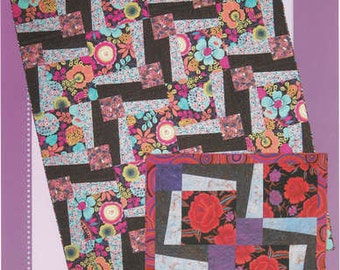 Quilt Pattern - BQ3 by Debbie Bowles for Maple Island Quilts - MIQ 233 - DIY Pattern Only