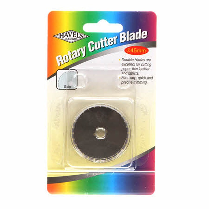 TrueCut Rotary Cutter Quilting Fabric//Paper//Leather//Vinyl Material Crafts Tools