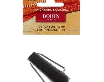 Bias Tape Maker - Size 12mm (Half Inch) Bohin 92114