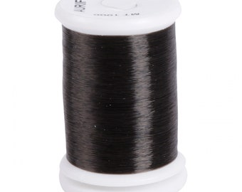 Aurifil Invisible Thread - Applique, Basting - Nylon Monofilament ITBC 1000 - 1094 yards - Smoke