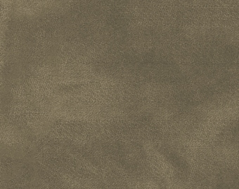 Color wash Woolies Flannel Fabric - Shadowplay - Faux Wool - Maywood Studios Taupe Cobblestone F9200 K  - Priced by the 1/2 yard