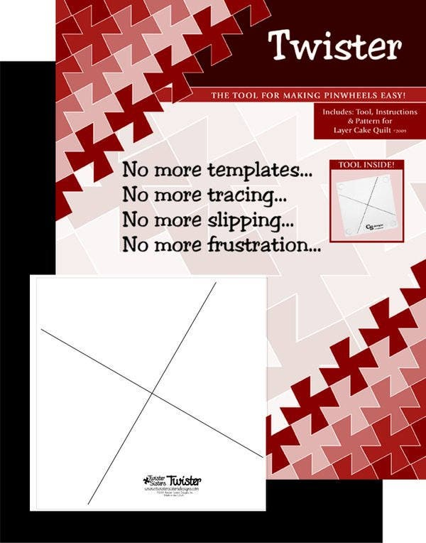 Twister Template By Twisted Sister Designs