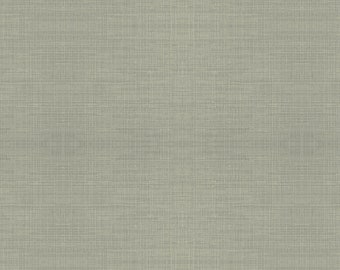 David Textiles Linen Blend - Pastel Solid 52-Inch width - Linen/Rayon Blend - 4458 4L 1 - Gray - Priced by the half yard -