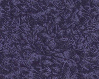 Fairy Frost Purple Fabric - Glimmer Metallic Fabric - Michael Miller CM 0376 Blackberry - Purple Hint of BLue - Priced by the 1/2 Yard