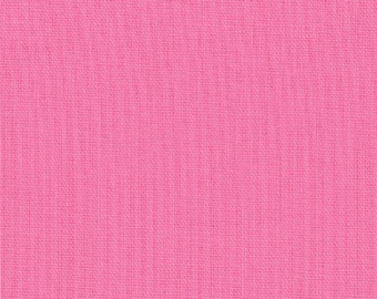 Bella Solid 30's Pink Fabric by Moda Basics Fabrics 9900 27 - Priced by the 1/2 yard