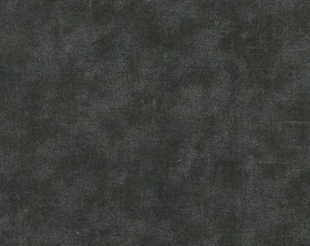 Solid Gray - Oxford Gray Texture - Basic palette  43681 804 Medium Gray - Priced by the 1/2 yard
