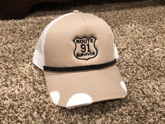 dc28d225230 Route 91 Survivor Hat