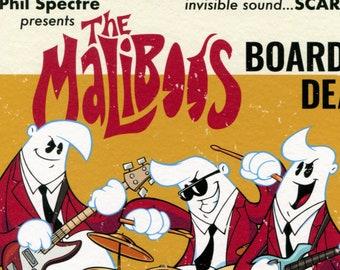 "The Maliboos - Signed 10""x10"" Art Print by Rob Kramer"