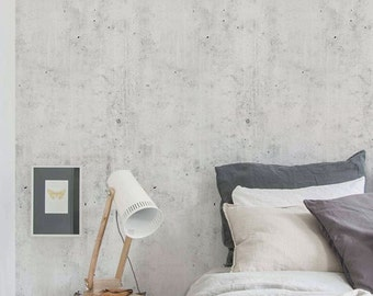 Concrete Light Etsy