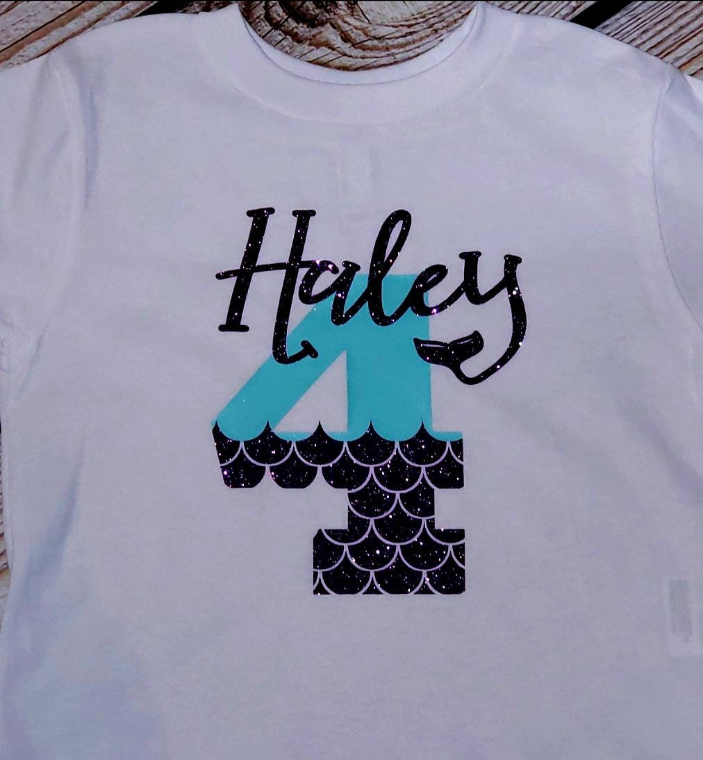Birthday Party Shirt Little Girl Gallery Photo
