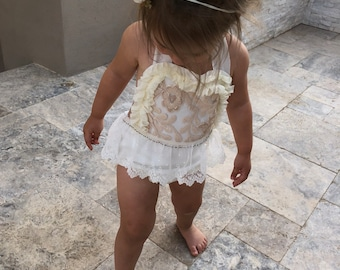 new release romper floral headband toddler romper girls dresses photoshoot dress sitter sessions family photos