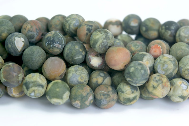 Natural Matte Multi-colored Cherry Quartz 10mm Frosted Gems Stones Round Ball Loose Spacer Beads 15 5 Strands/ Pack Back To Search Resultsjewelry & Accessories