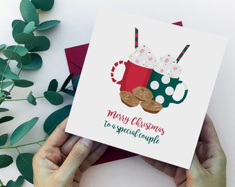 Gingle bells hendricks christmas card gin lover etsy couples christmas card perfect christmas evening card for couples special couple merry christmas friends christmas cards christmas 2018 m4hsunfo