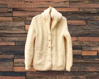 e4da9501e3 Chunky knit cardigan