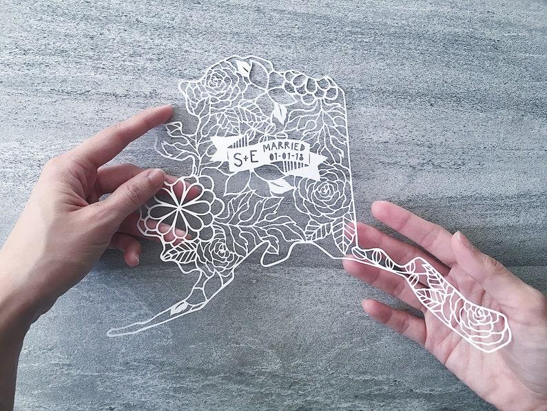 Custom Valentine's Day Gift Wedding Gift Personalized image 0