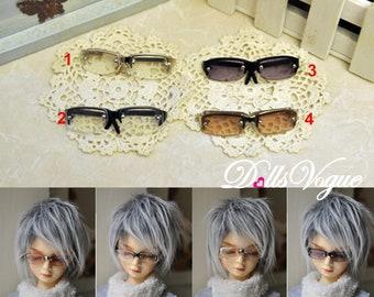 27a4022257 1 4 BJD 1 3 BJD SD Doll Sunglasses with box DV5-005