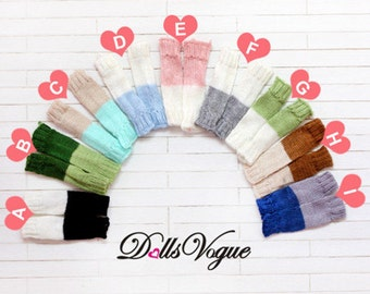 Ankle Color Matching Socks for Blythe DAL Pullip Azone BT4-010