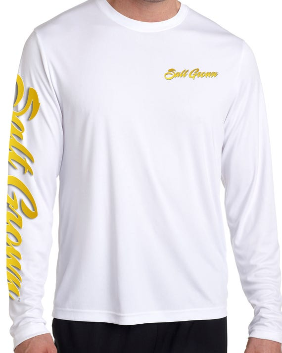 UV Salt Addiction Microfiber Snook Flats fishing t shirt Moisture Wicking  30
