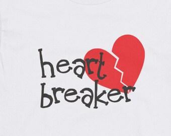Heart Breaker Youth Short Sleeve T-Shirt