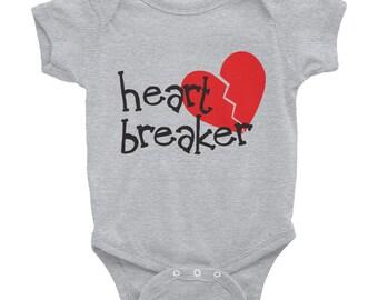 Heart Breaker Onesie Infant Bodysuit