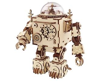 Wooden Model / Automata