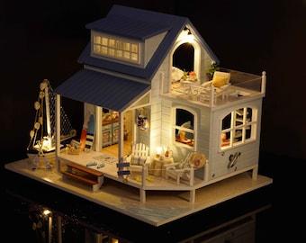 Dollhouse Kit Etsy