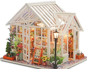 1:24 Dollhouse Craft Kit