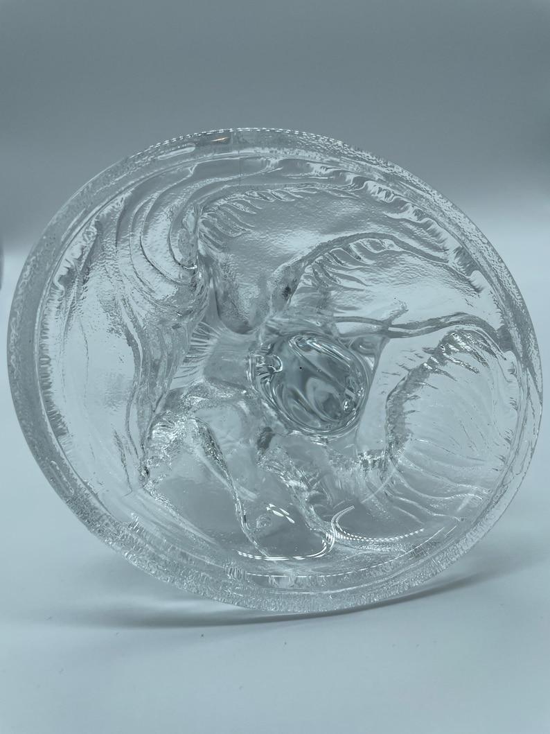 Crystal Dolphin France Cristal D\u2019Arques 24/% Lead Crystal