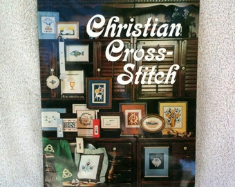 Christian Cross Stitch Abingdon Press 1992 41 Charts b30