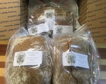 Maine Sea Kitchen Combo Box, 3 Bread and 2 Cookies